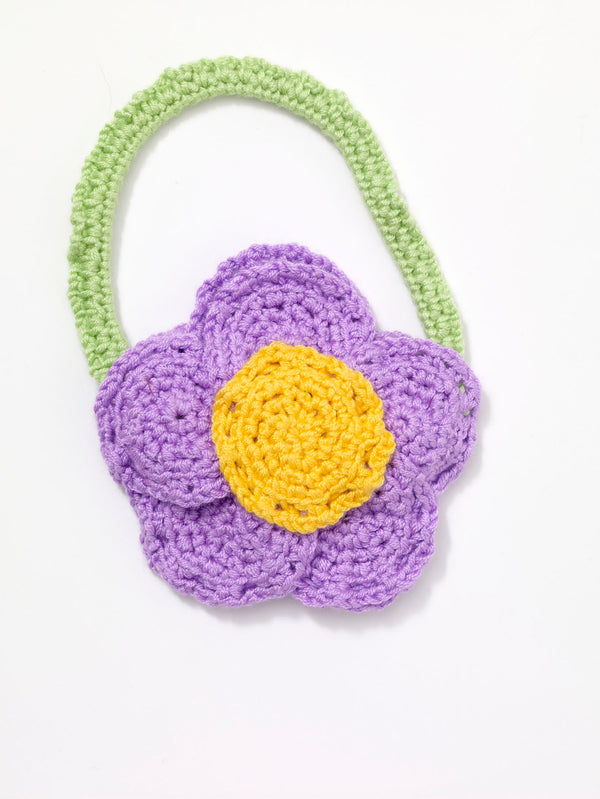 Childs Blossom Purse Pattern (Crochet)