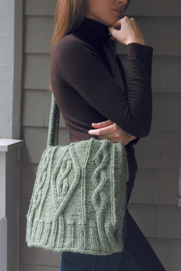Sweater Bag (Knit)