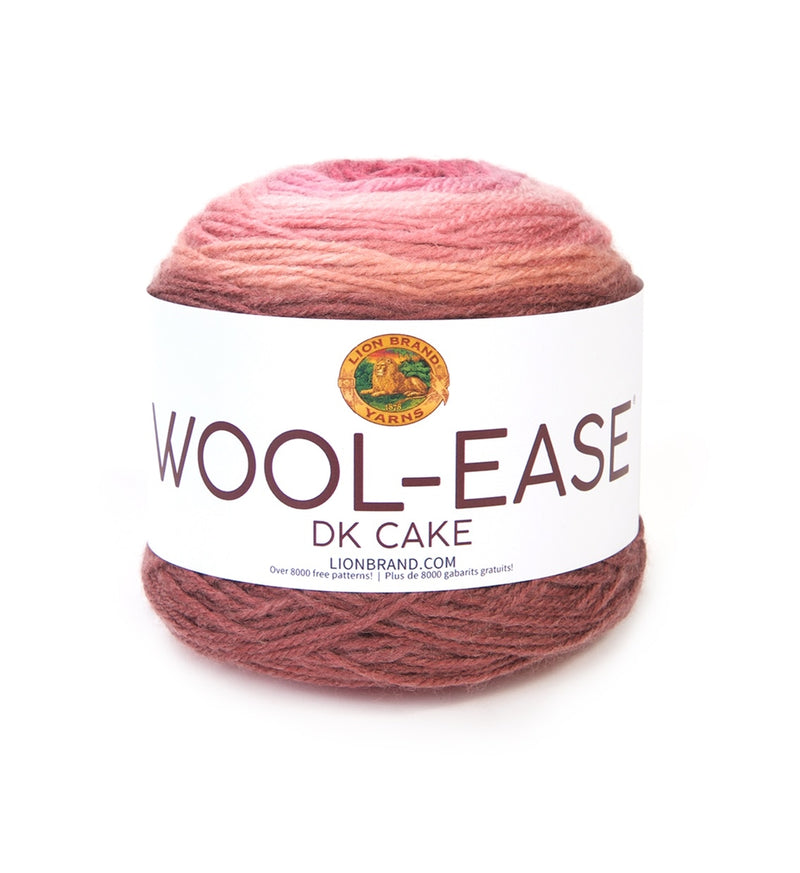 Wool-Ease® DK Cake Yarn - Discontinued