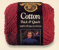 Cotton Thick & Quick Yarn - Discontinued