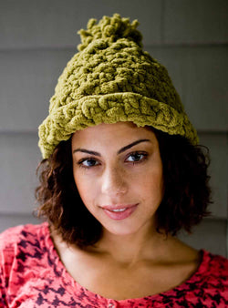 Super Cute Cap Pattern (Crochet)