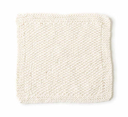 Palm Beach Washcloth Pattern (Knit)