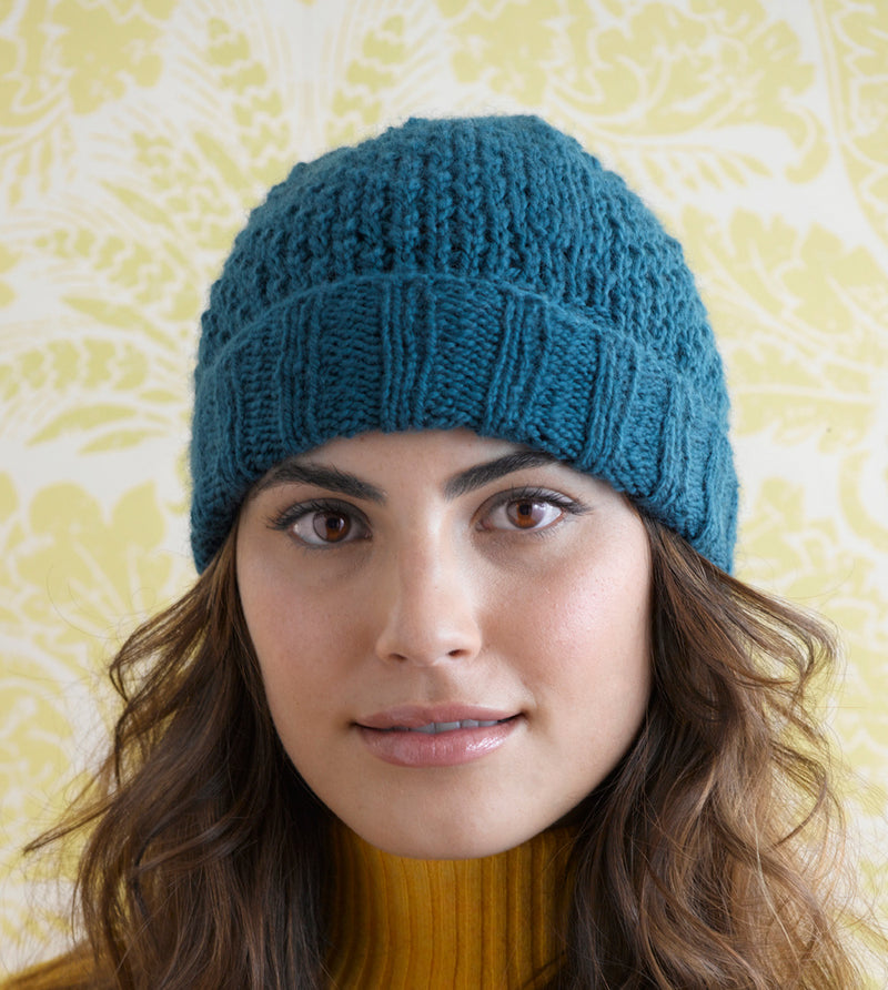 Bette Hat Pattern (Knit)