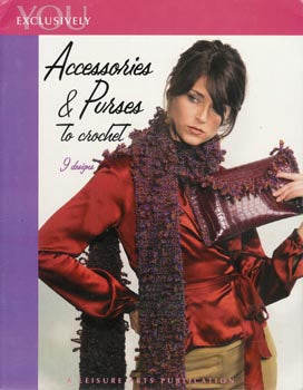Accessories And Purses To Crochet