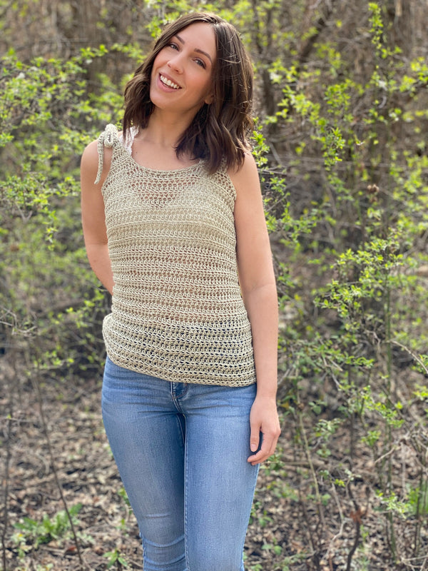 Crochet Kit - Take Two Top
