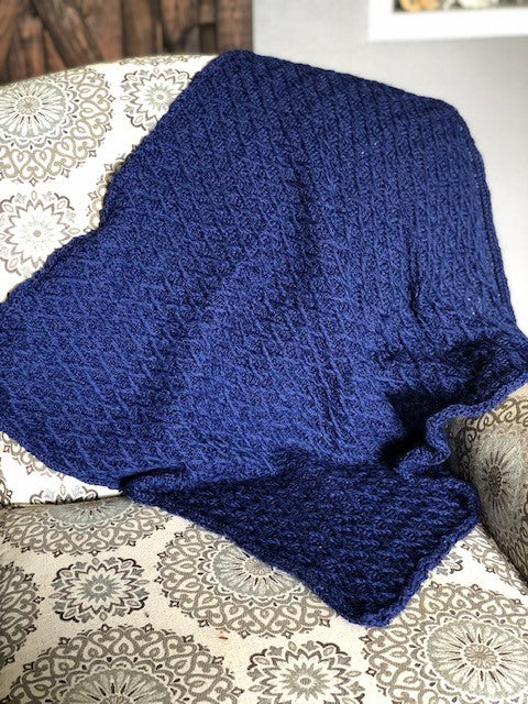 Knit Kit - Glamma's Gift Blanket