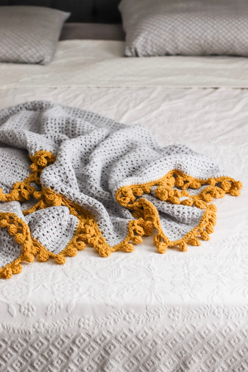 Crochet Kit - Bright Side Blanket