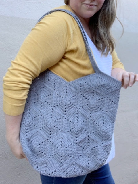 Crochet Kit - The Mirna Tote