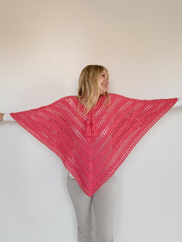 Crochet Kit - Such Simple Poncho