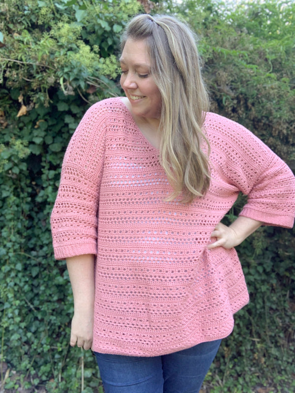Crochet Kit - The Ranie Sweater