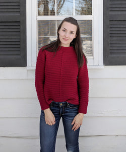 Crochet Kit  - Hryggr Raglan