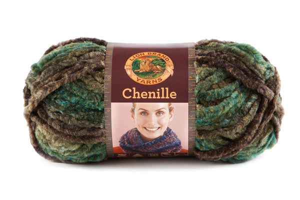Chenille Yarn - Discontinued