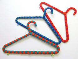 Cozied Hangers Pattern (Crafts)