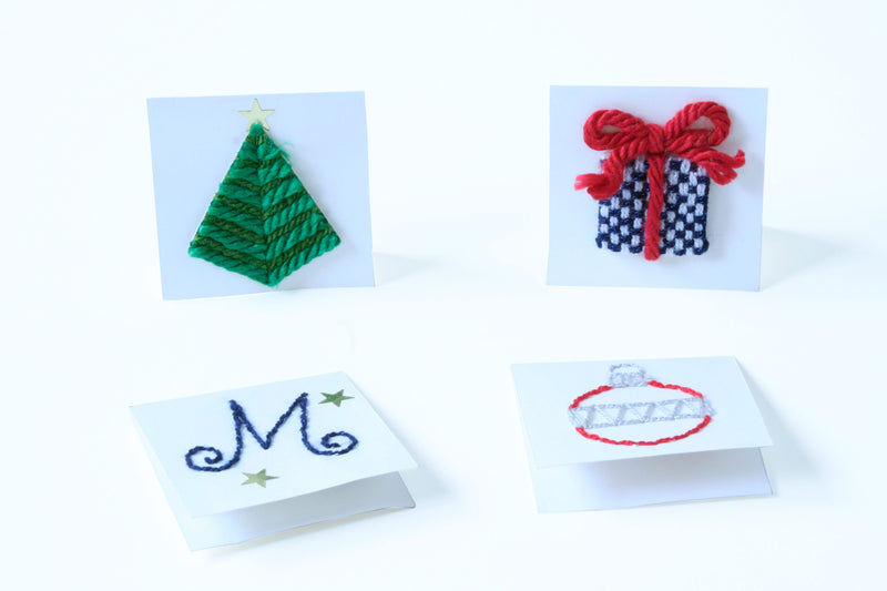 Holiday Greeting Cards (Crafts)
