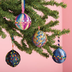 Holiday Ornaments Pattern (Crafts)