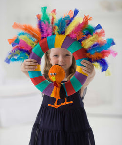Turkey Wreath (Crafts)