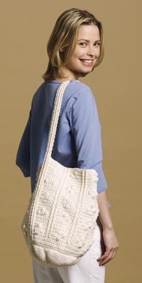 All Occasion Tote Bag Pattern (Crochet)