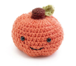 Amigurumi Happy Pumpkin Pattern (Crochet)