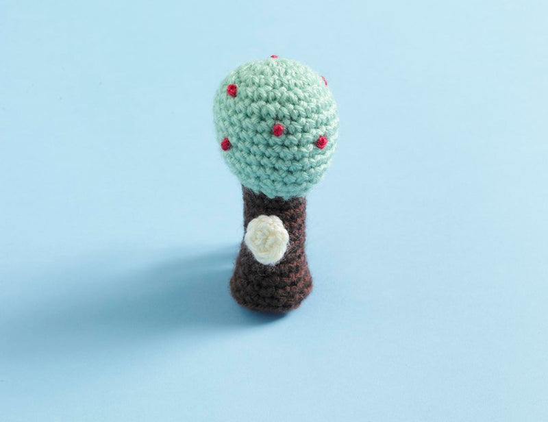 Apple Tree Toy Pattern (Crochet)