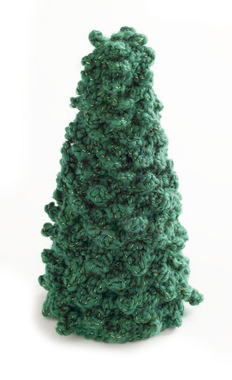 Balsam Fir Decoration (Crochet)