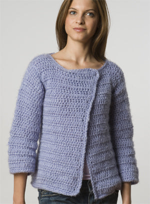 Cardigan Pattern (Crochet)