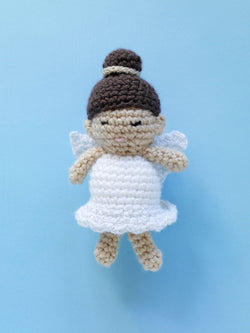Cindy the Angel (Crochet)