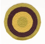 Circular Washcloth (Crochet)