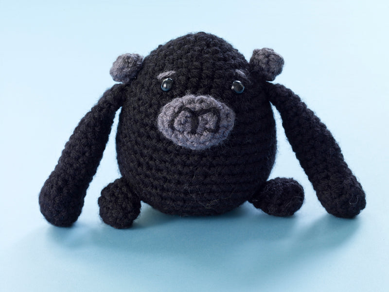 Congo The Gorilla Pattern (Crochet)