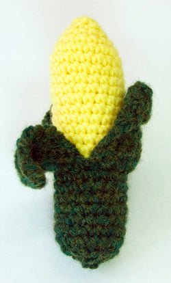 Corn on the Cob Pattern (Crochet)