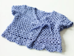 Crochet Childs Top Pattern (Crochet)