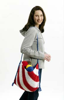 Crocheted Bag Pattern (Crochet)