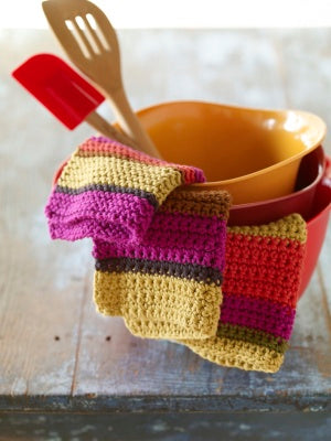 Dish Cloth (Crochet)