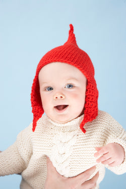 Elfin Baby Set Pattern (Crochet)