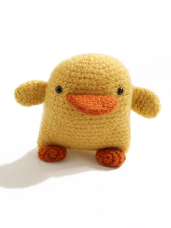 Felted Doris the Duckling Pattern (Crochet)
