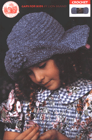 Floppy Brim Hat Adult size (Crochet)