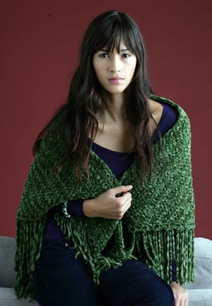 Have it Your Way Shawl (Crochet)