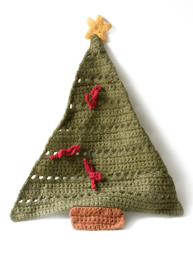 Holiday Card Tree (Crochet)