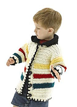 Hudson Bay Jacket Pattern (Crochet)