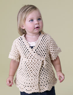 Lacy Childs Top Pattern (Crochet)