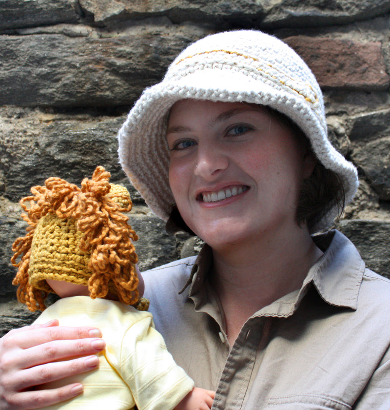 Lion Tamer/Safari Hat (Crochet)