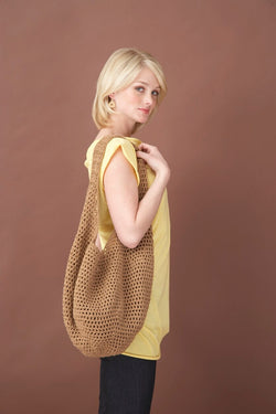 Market Bag Pattern (Crochet)