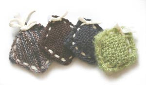 Michelle Edward's Tiny Sachets (Crochet)