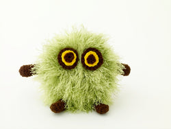 Mini Circle Creature Pattern (Crochet)