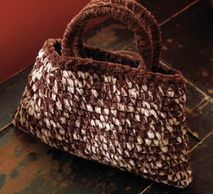 Need for Tweed Bag Pattern (Crochet)
