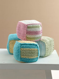 Nursery Blocks Pattern (Crochet)