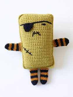 Pirate Pal Pattern (Crochet)