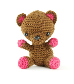 Scott The Bear Pattern (Crochet)