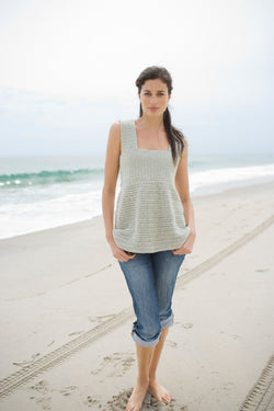 Sea Breeze Top (Crochet)