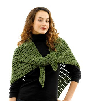 Shawl Pattern (Crochet)