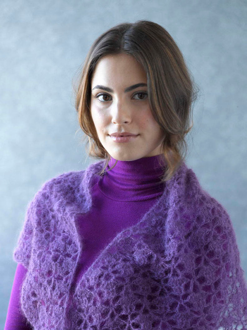 South Bay Shawlette (Crochet)